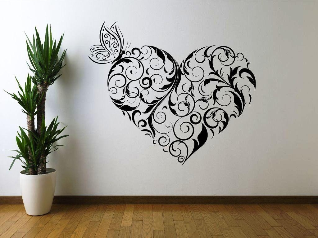Large Stencil Wall Art : Andrews Living Arts – As Brightness Of The In Stencil Wall Art (View 15 of 20)