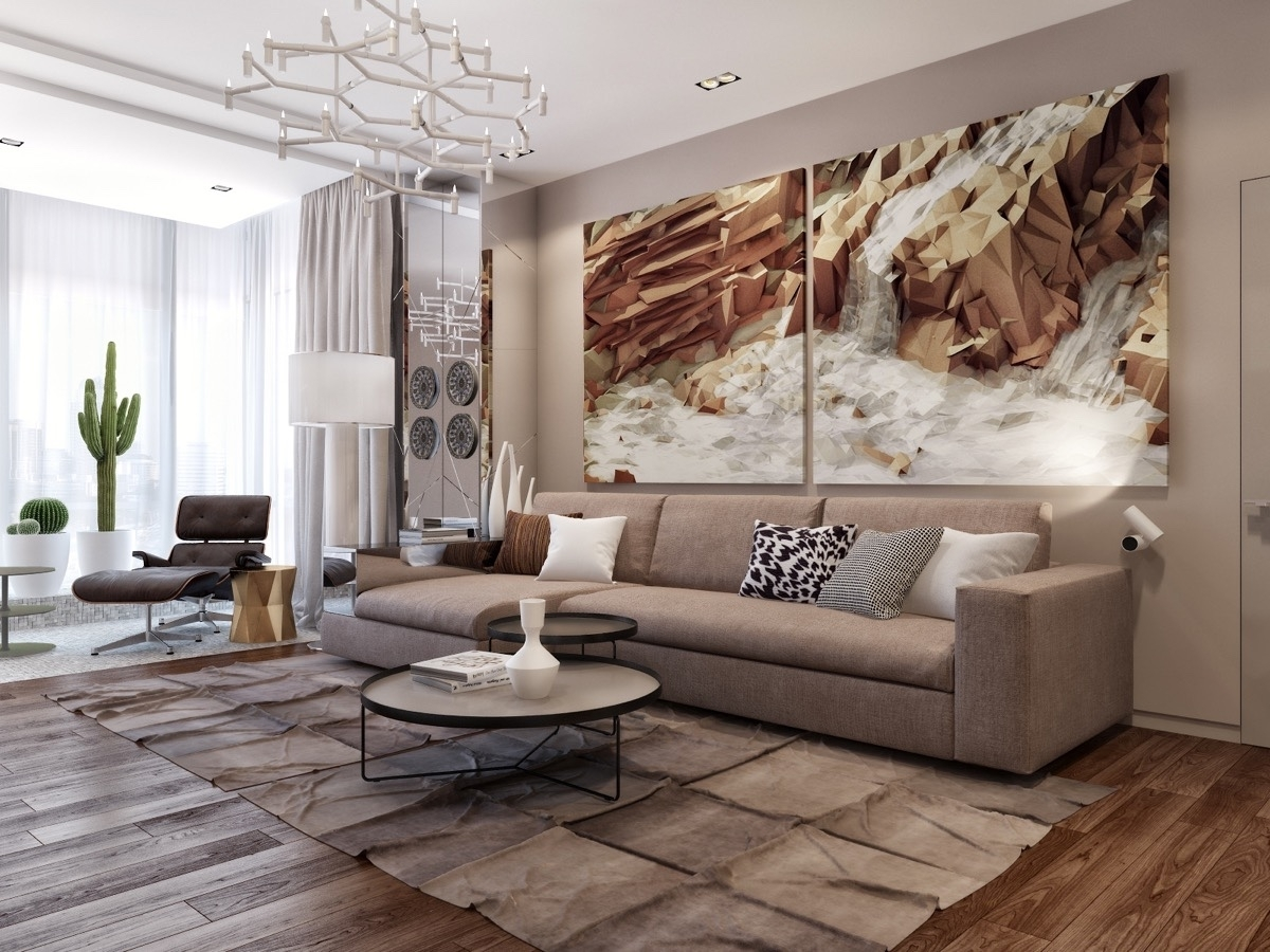 Large Wall Art Decor For Living Room : Ideas Of Wall Art Decor For Throughout Wall Art For Living Room (View 19 of 20)