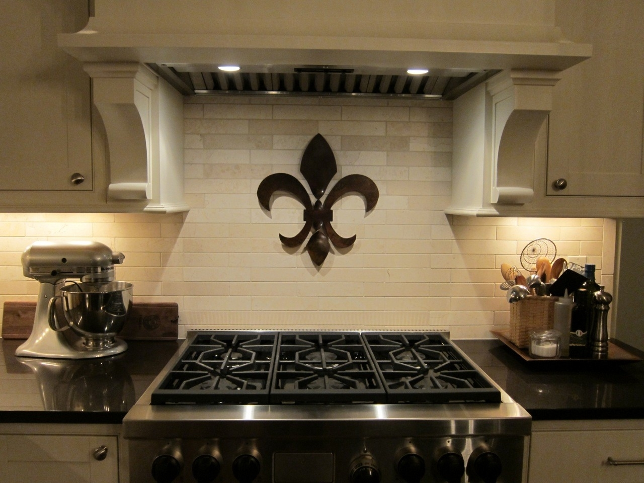 Large Wall Plaques Decorate A Bedroom With Fleur De Lis Decor Mdash intended for Fleur De Lis Wall Art (Image 11 of 20)