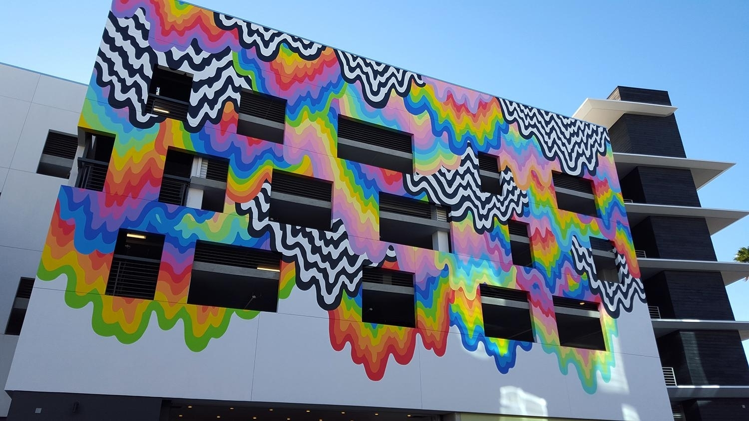 Las Most Instagrammable Walls And Street Art Racked La For Los Regarding Los Angeles Wall Art (View 7 of 20)