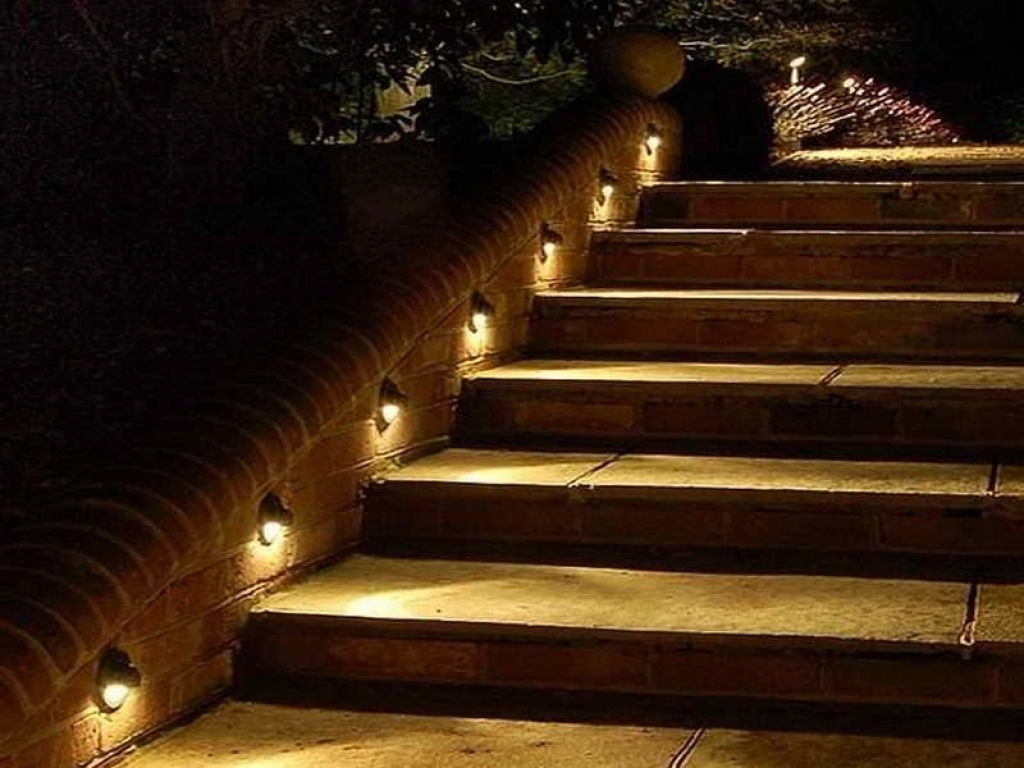 Led Deck Lighting Ideas — New Home Design : Having Wonderful Outdoor regarding Outdoor Deck Lanterns (Image 8 of 20)
