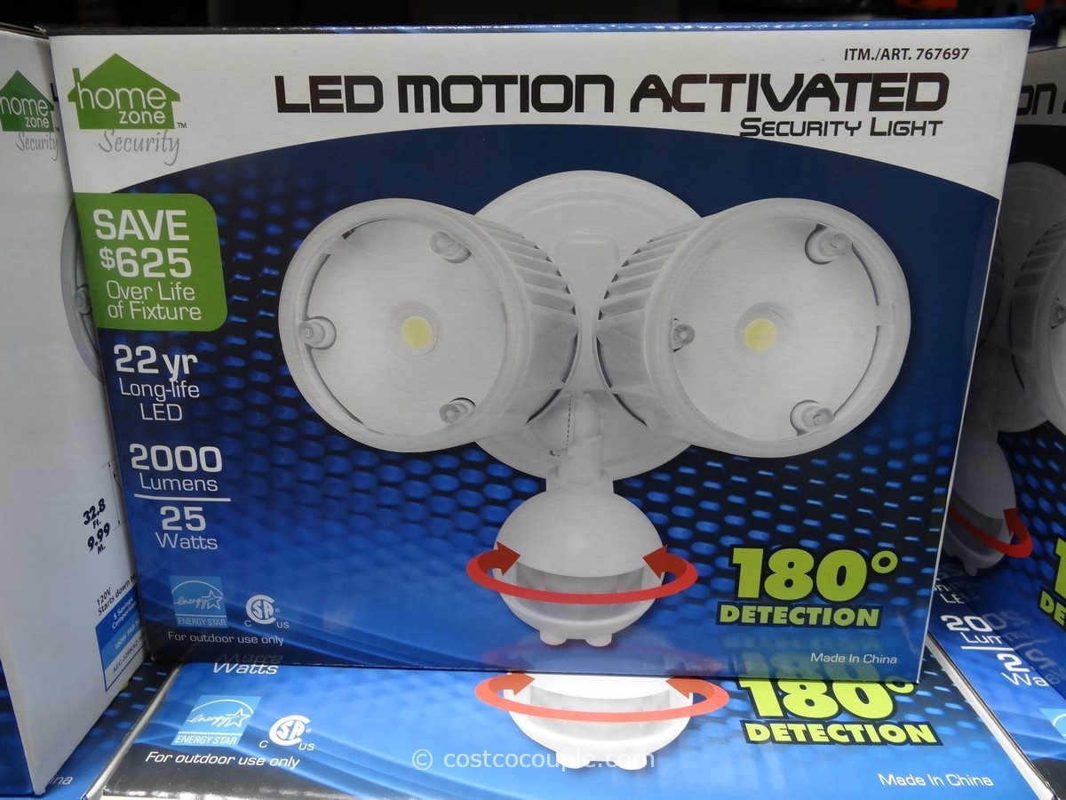 Led Outdoor Flood Lights Costco – Outdoor Ideas Pertaining To Outdoor Lanterns At Costco (View 14 of 20)