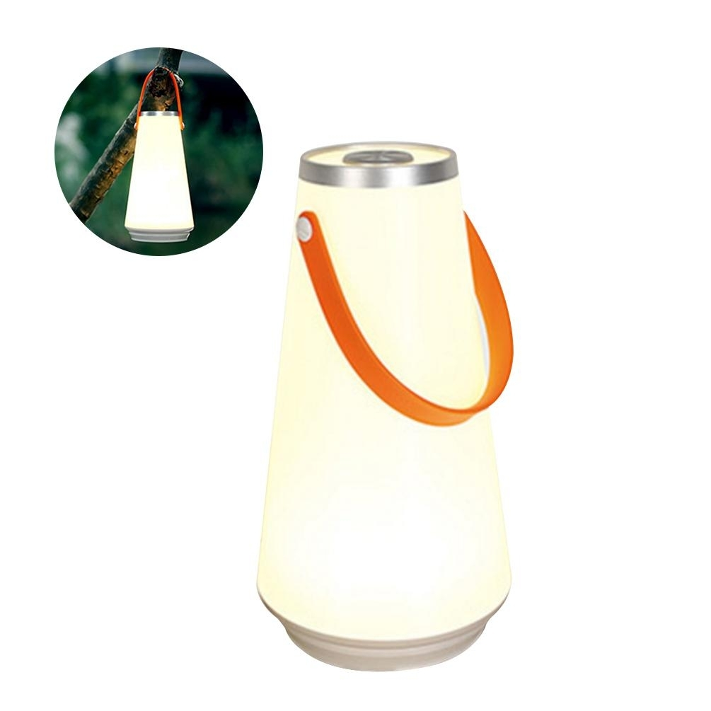 Ledgle 3W Led Lamp Rechargeable Lantern Wireless Outdoor Lamps Smart Inside Outdoor Rechargeable Lanterns (View 13 of 20)