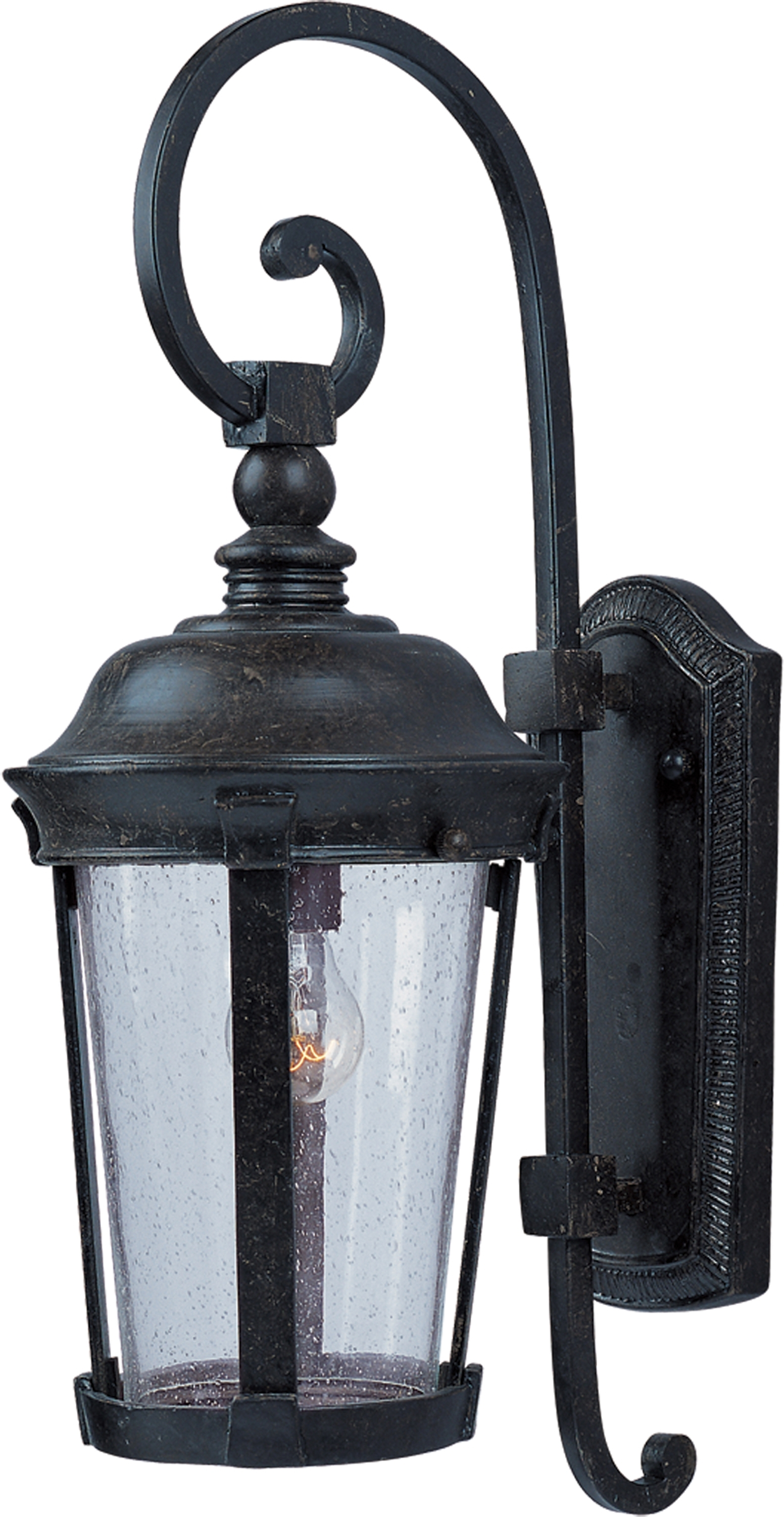 Light : Wall Mount Outdoor Lighting Dover Cast Light Lantern Led throughout Outdoor Lanterns With Photocell (Image 10 of 20)