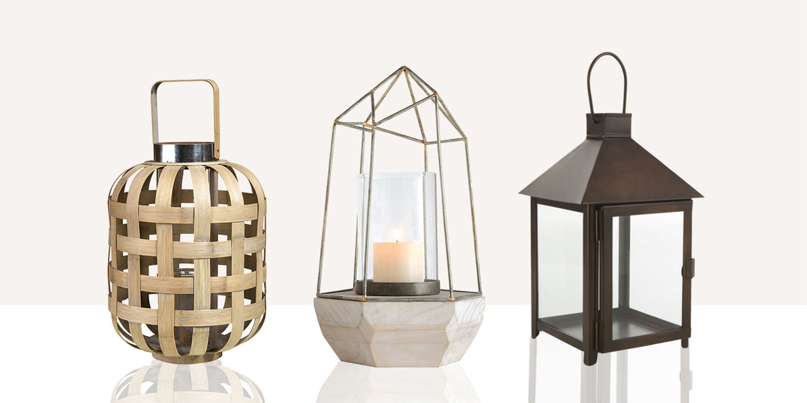 Lighting: Brighten Up Your Space With Stunning Candle Lanterns Throughout Outdoor Mosaic Lanterns (View 9 of 20)