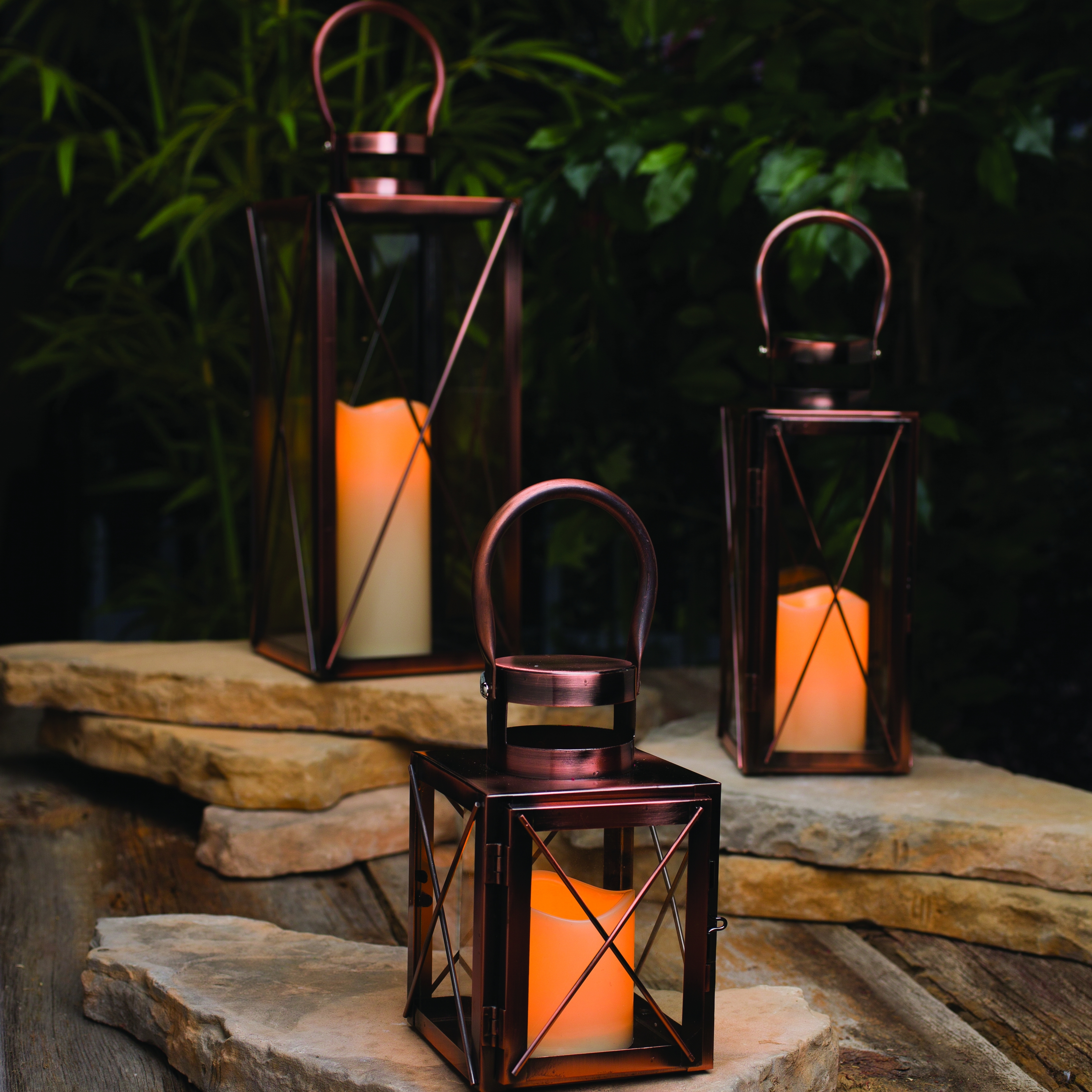 Lighting: Brighten Up Your Space With Stunning Candle Lanterns with regard to Outdoor Lanterns With Candles (Image 12 of 20)