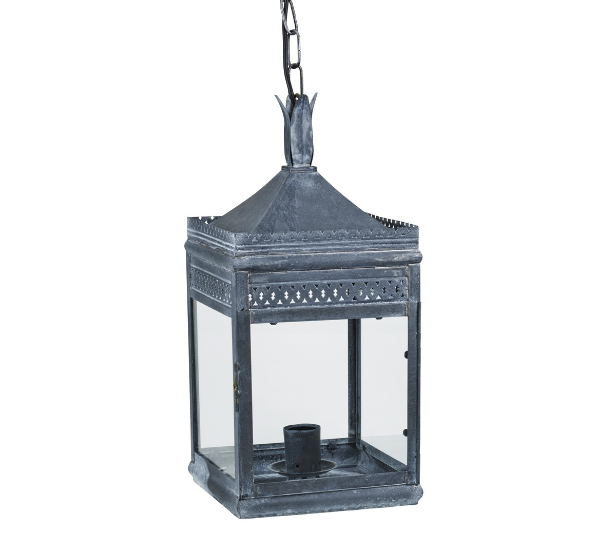 Lighting > Exterior > The Zinc Collection - The French House inside Zinc Outdoor Lanterns (Image 14 of 20)