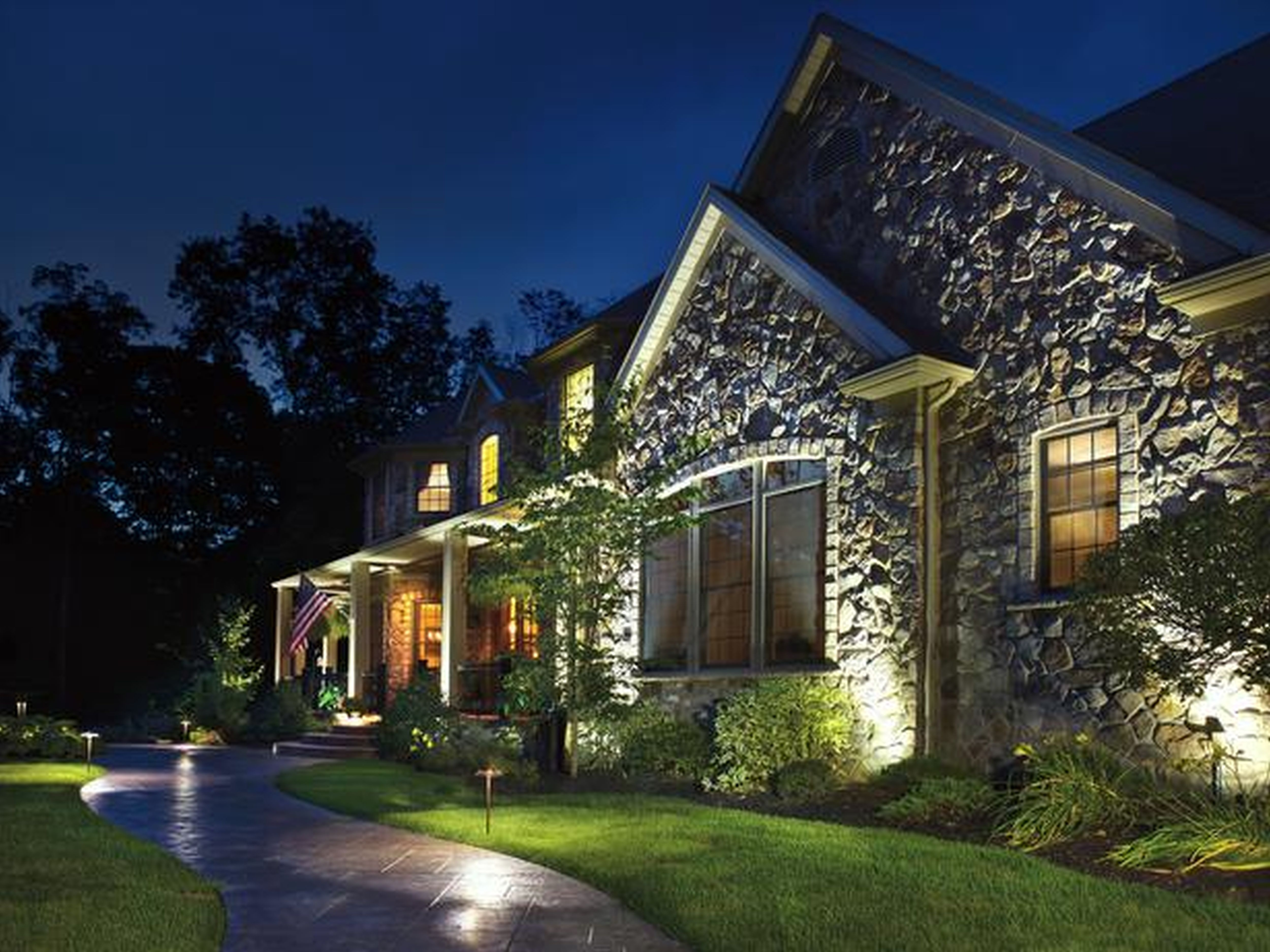 Lighting: Stunning Outdoor Lights Lowes For Your Outdoor Lighting with Outdoor Lanterns For House (Image 10 of 20)