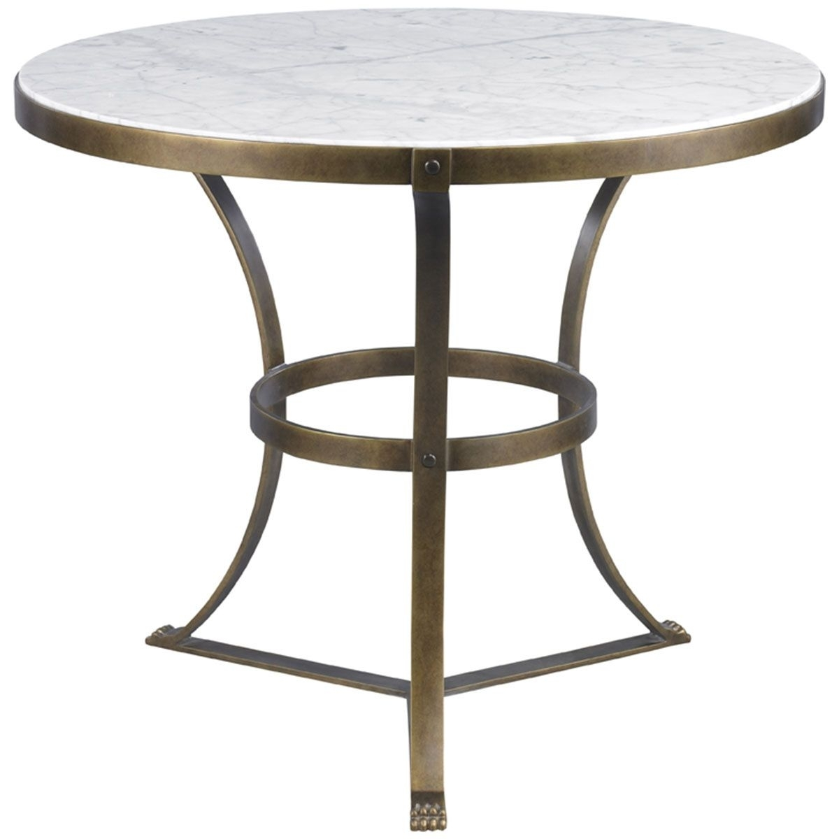 Lillian August Piers Side Table In Aged Gold La13321-01 | Lillian with regard to Aged Iron Cube Tables (Image 19 of 30)