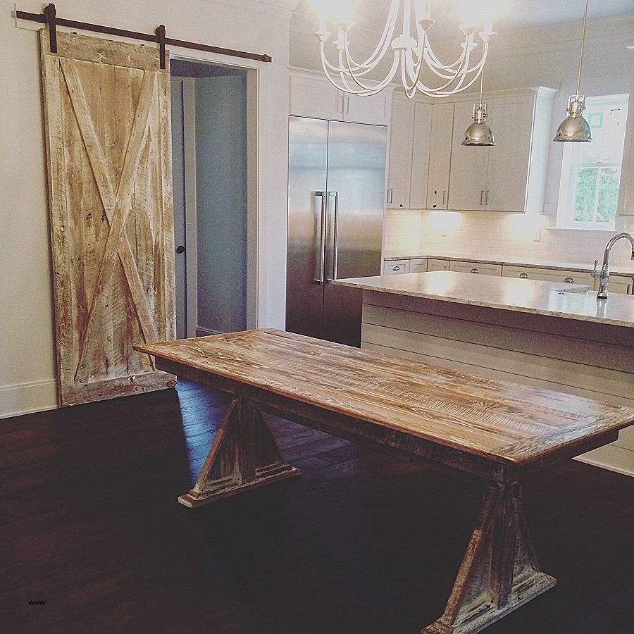 Lime Wash Coffee Table New Reclaimed Oak Barn Wood Trestle And regarding Limewash Coffee Tables (Image 18 of 30)
