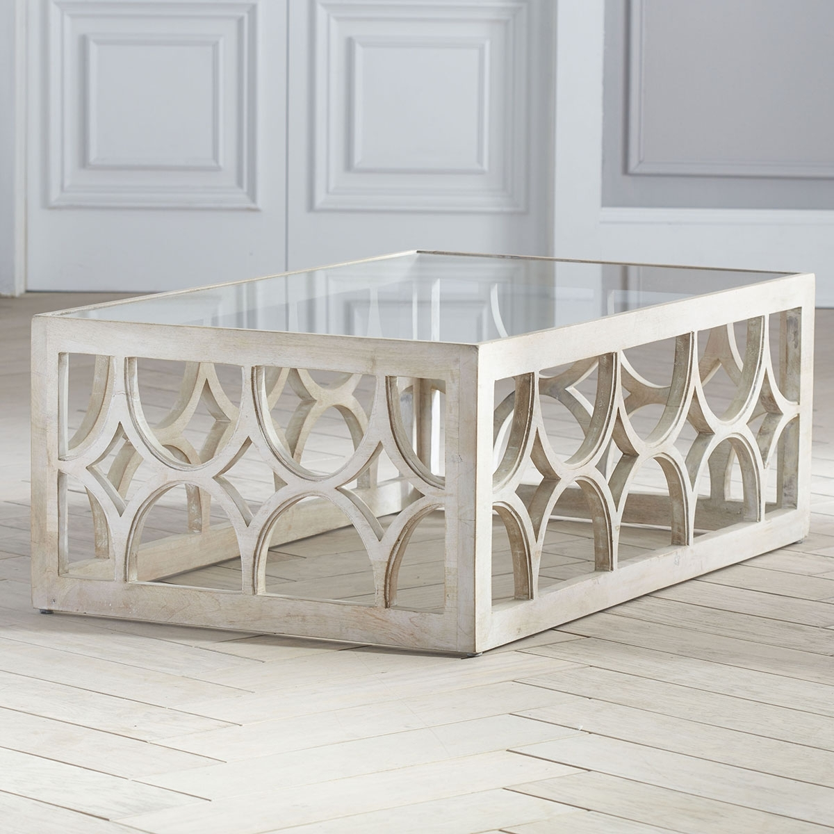 Limewash Coffee Table | Wisteria pertaining to Expressionist Coffee Tables (Image 19 of 30)