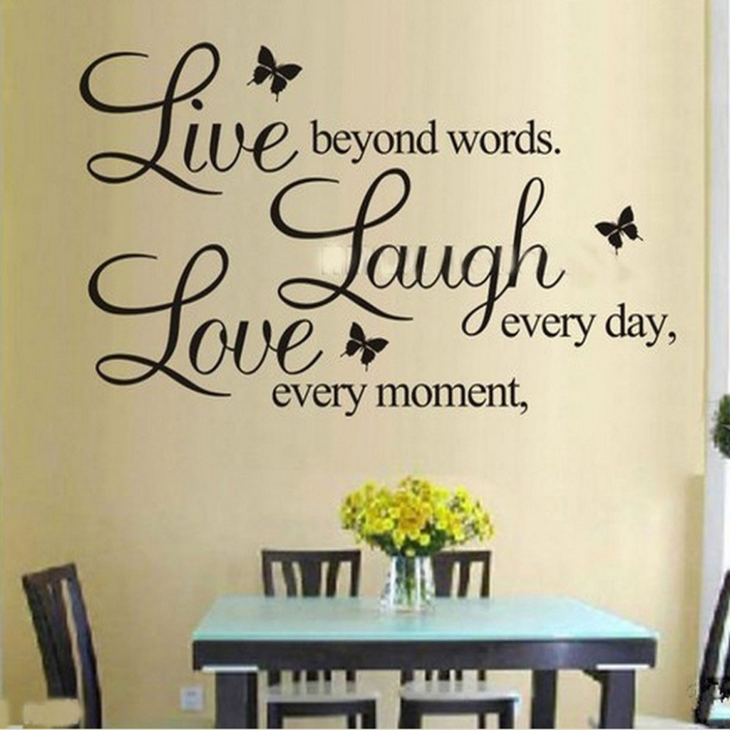 Live Laugh Love Wall Art Fabulous Live Love Laugh Wall Decor Inside Throughout Live Laugh Love Wall Art (View 5 of 20)