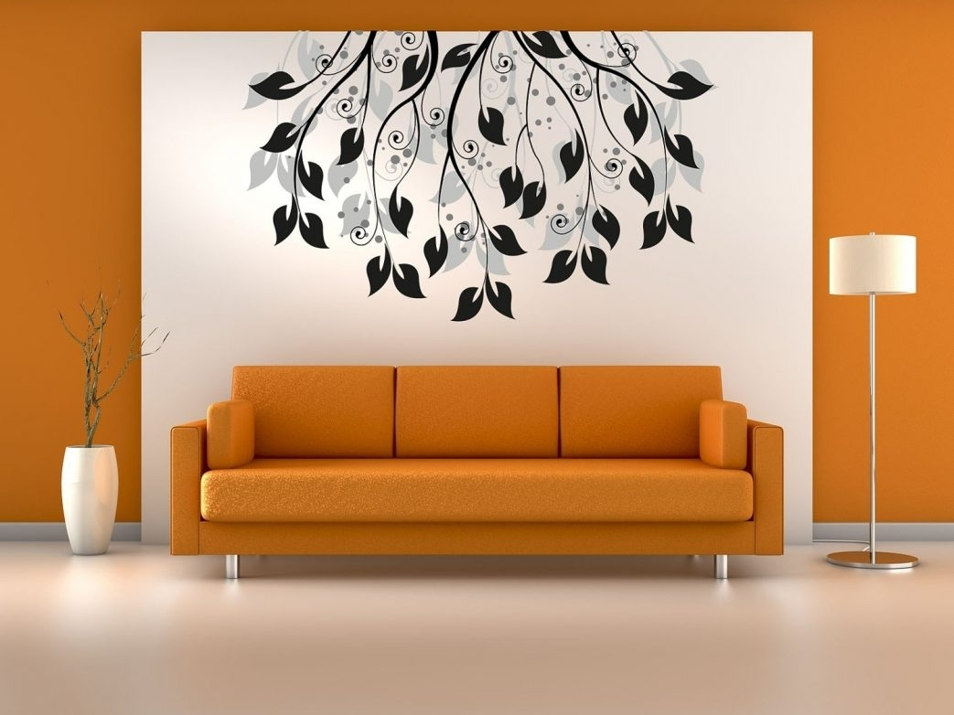 Living Room Artwork Modern Wall Art Decors Designs Images Decoration regarding Modern Wall Art Decors (Image 8 of 20)