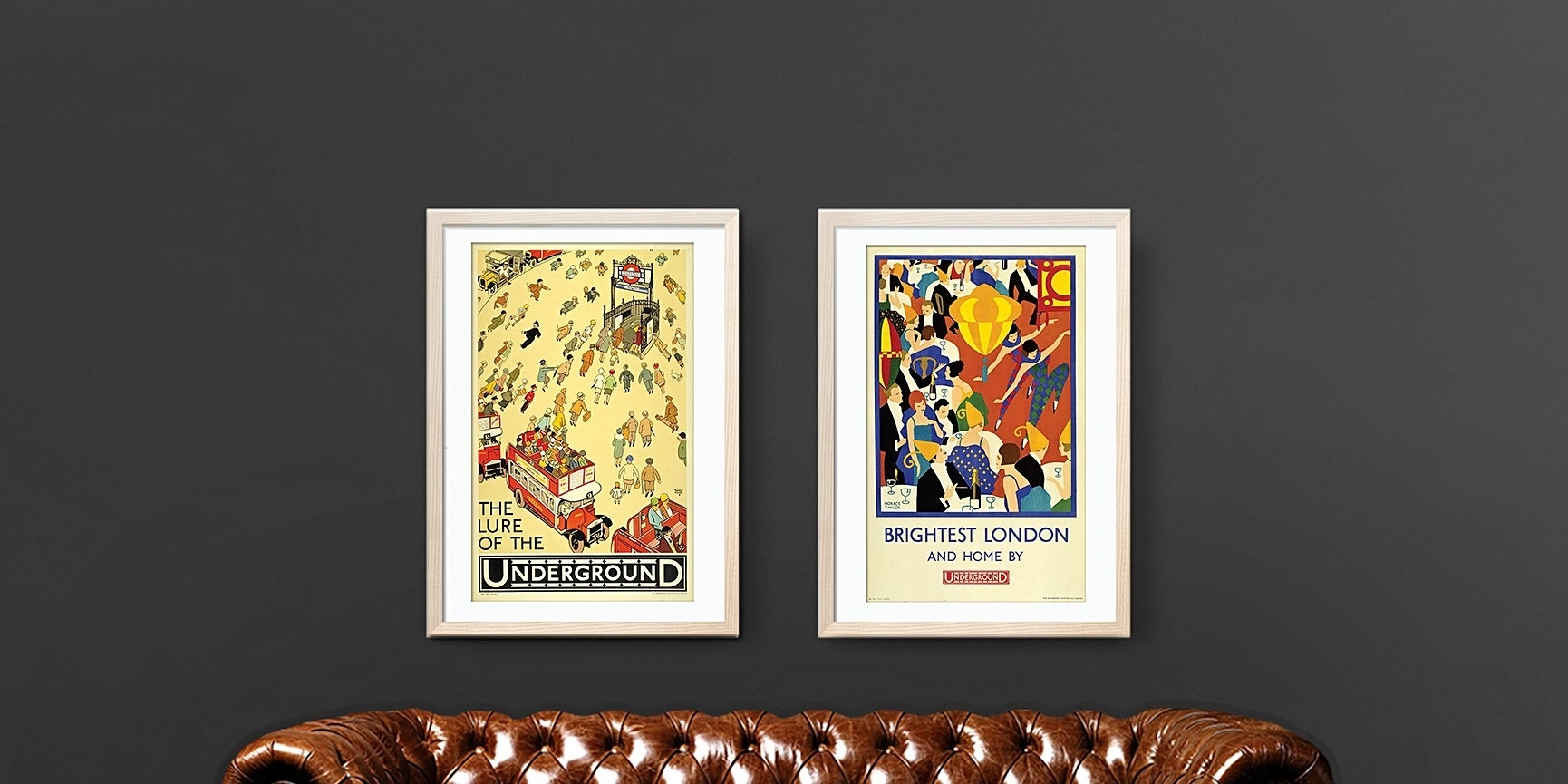 London Vintage And Retro Posters | London Transport Museum Shop Throughout Tube Map Wall Art (View 8 of 20)
