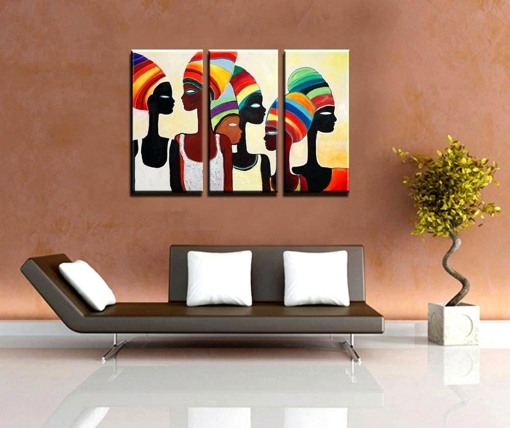 Lovely Fascinating Latest African Wall Wall Ideas African Wall Decor regarding African Wall Art (Image 14 of 20)