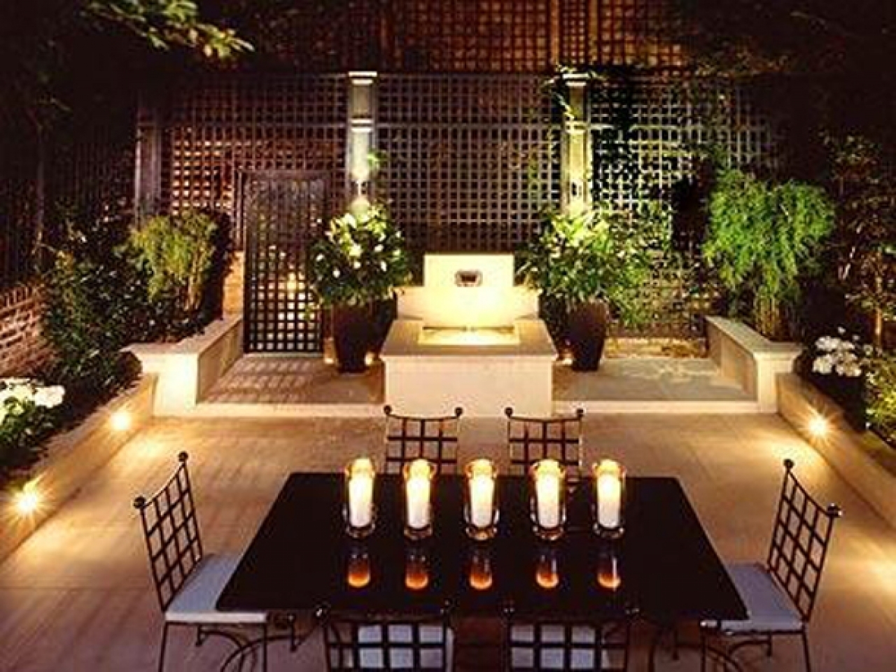 Lovely Outdoor Patio Lighting Ideas Patio Wall Lights Outdoor Patio in Outdoor Dining Lanterns (Image 9 of 20)