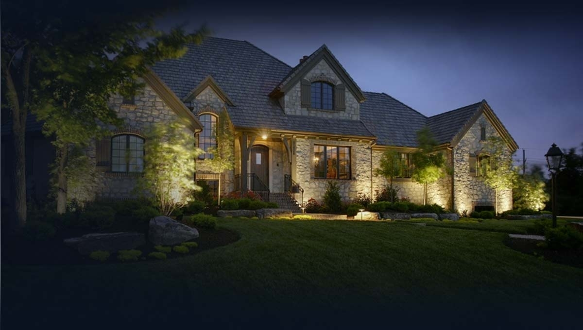 Low Voltage Landscape Lights Tree : Big Advantages Low Voltage intended for Outdoor Low Voltage Lanterns (Image 13 of 20)