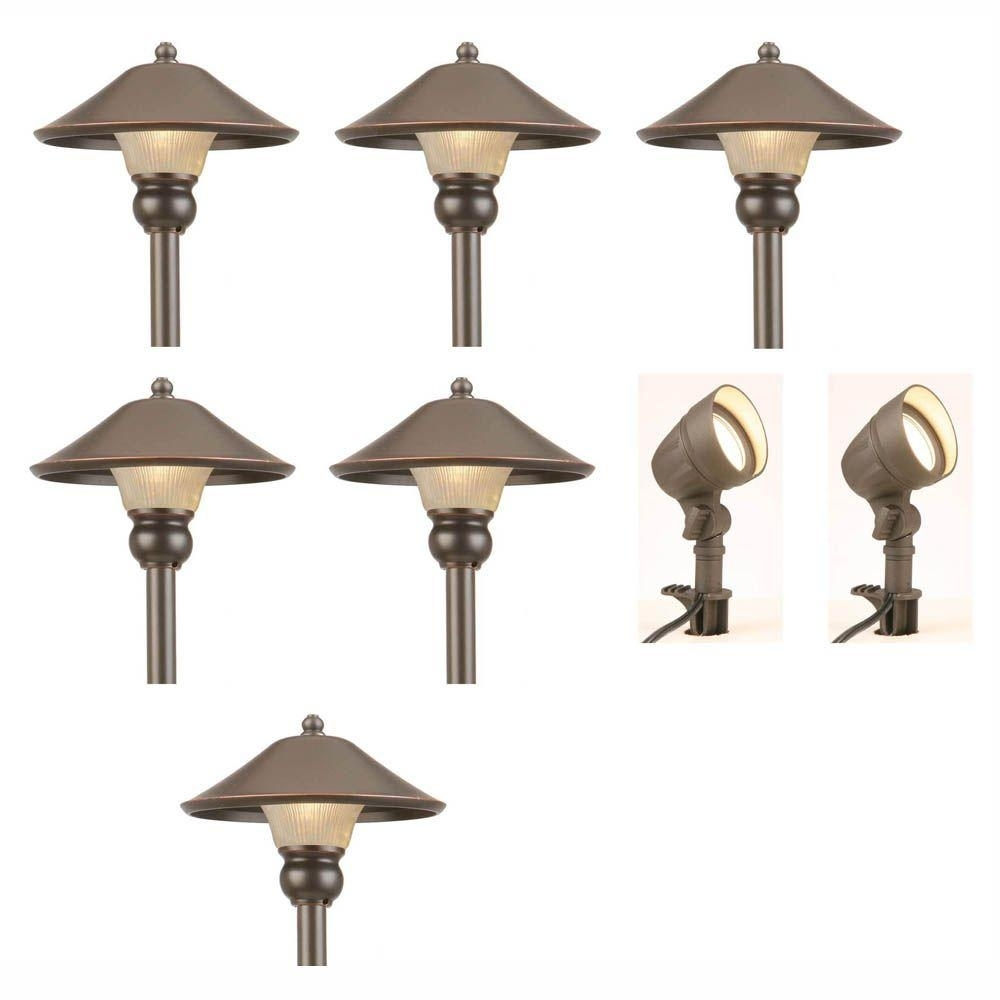 Low Voltage Outdoor Lighting Kits for Outdoor Low Voltage Lanterns (Image 15 of 20)