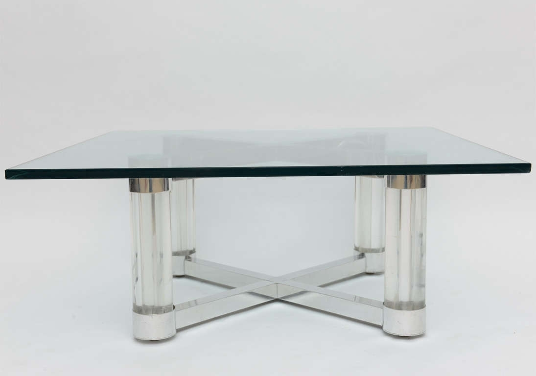 Lucite End Tables Gallery With Furniture Coffee Table Images Acrylic pertaining to Peekaboo Acrylic Tall Coffee Tables (Image 18 of 30)