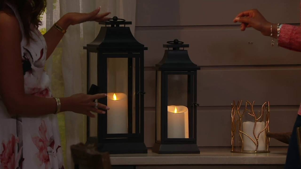 Popular Photo of Outdoor Luminara Lanterns