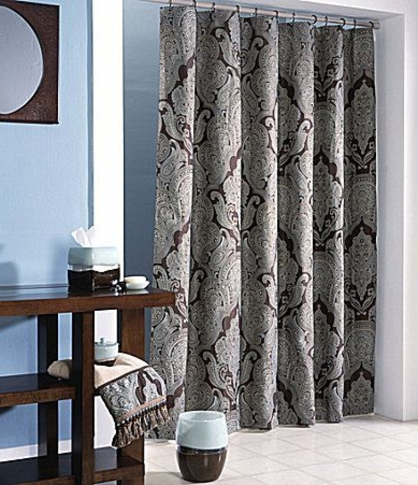 Luxury Glamorous Shower Curtains Ideas Of Shower Curtain Wall Art Inside Shower Curtain Wall Art (View 17 of 20)
