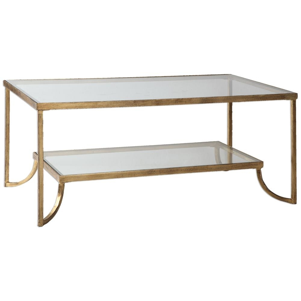 Featured Photo of Gold Leaf Collection Coffee Tables