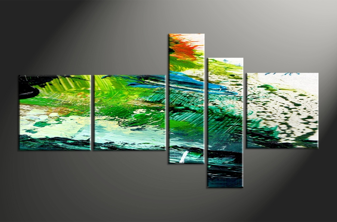 Magnificent 70 5 Piece Canvas Wall Art Inspiration Of, 5 Piece Wall throughout 5 Piece Wall Art (Image 19 of 20)