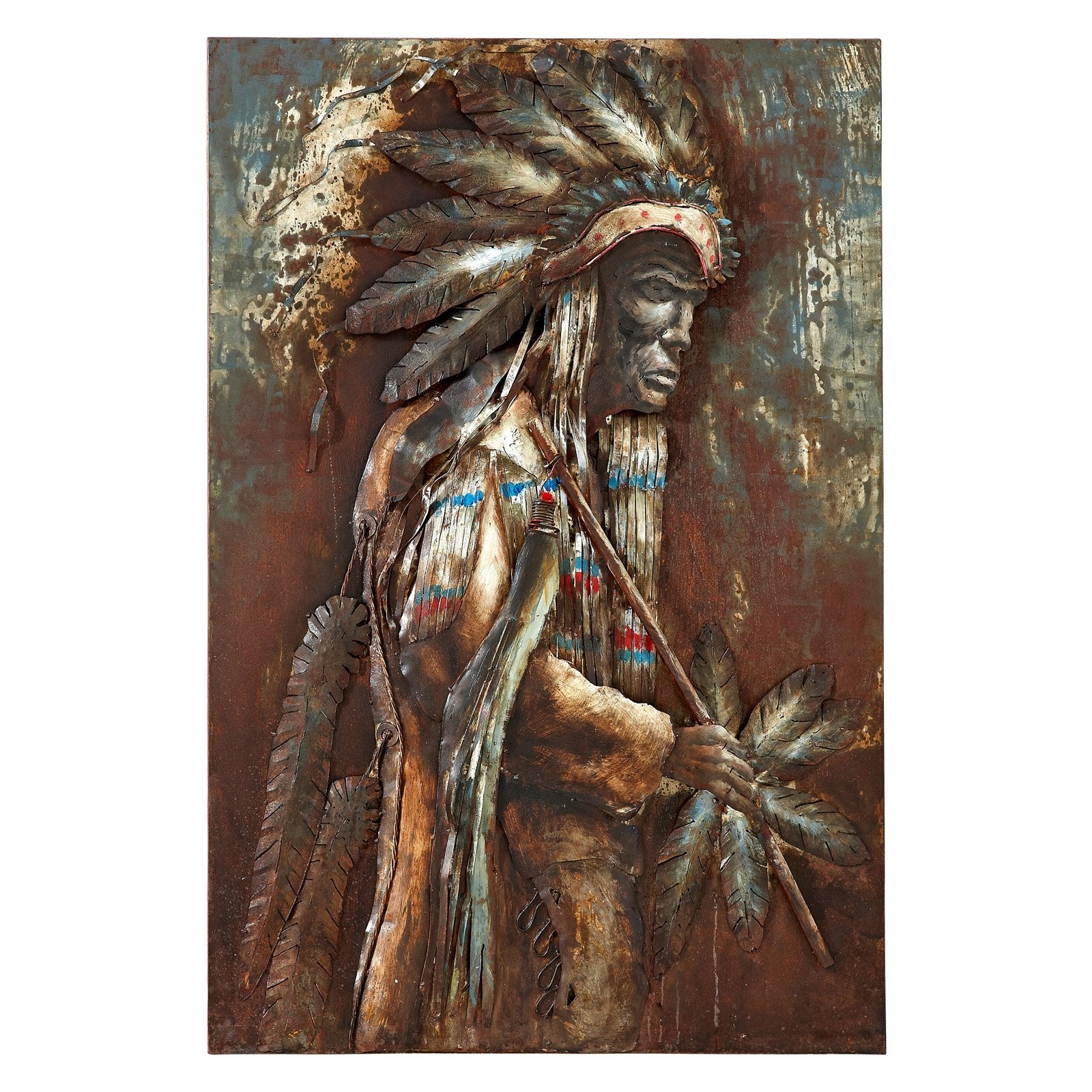 Majestic Native American Indian Wall Art – Walmart For Native American Wall Art (View 19 of 20)