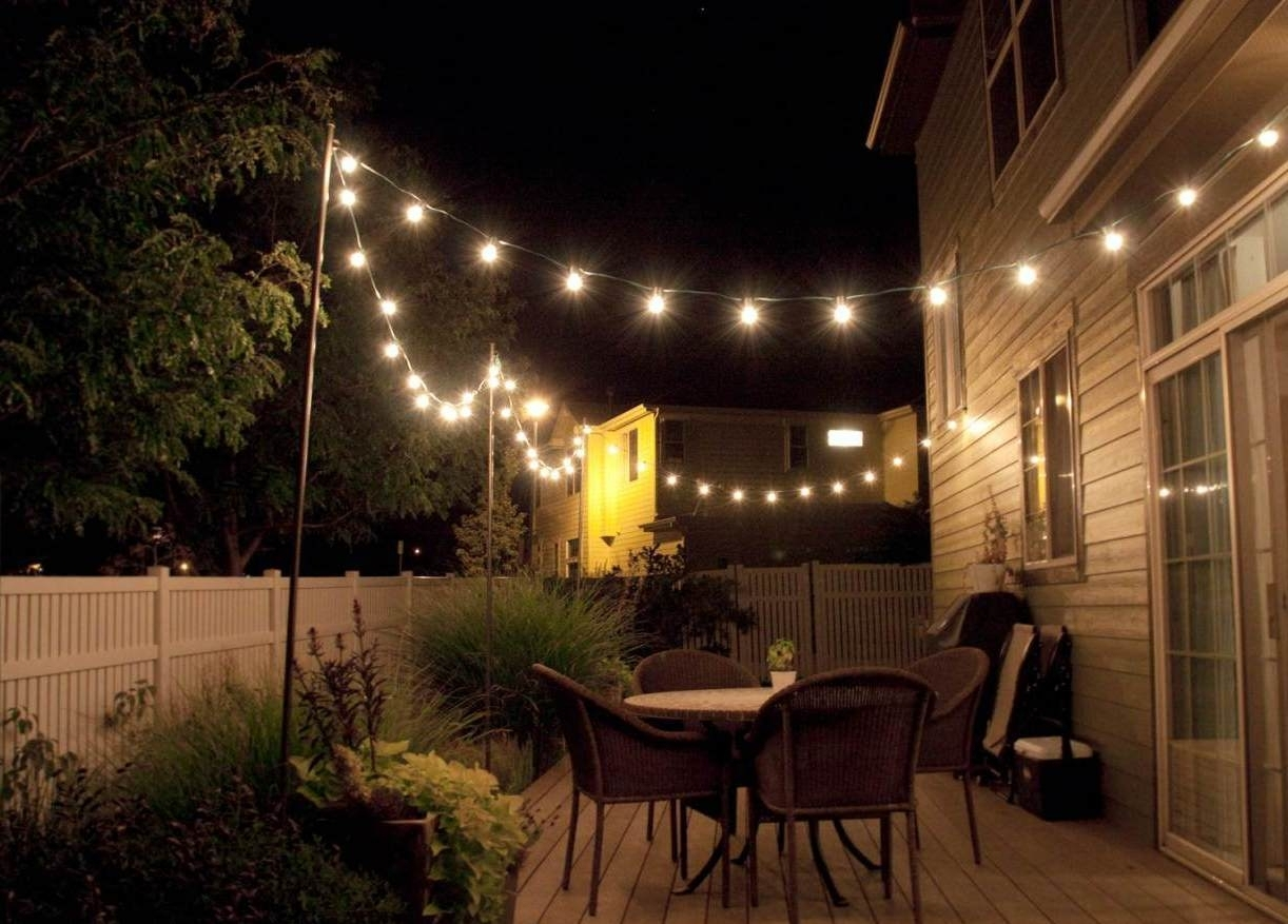 Make Your Party Amazing With Best Outdoor Lights For Patio   Warisan With Regard To Outdoor Candle Lanterns For Patio (View 13 of 20)