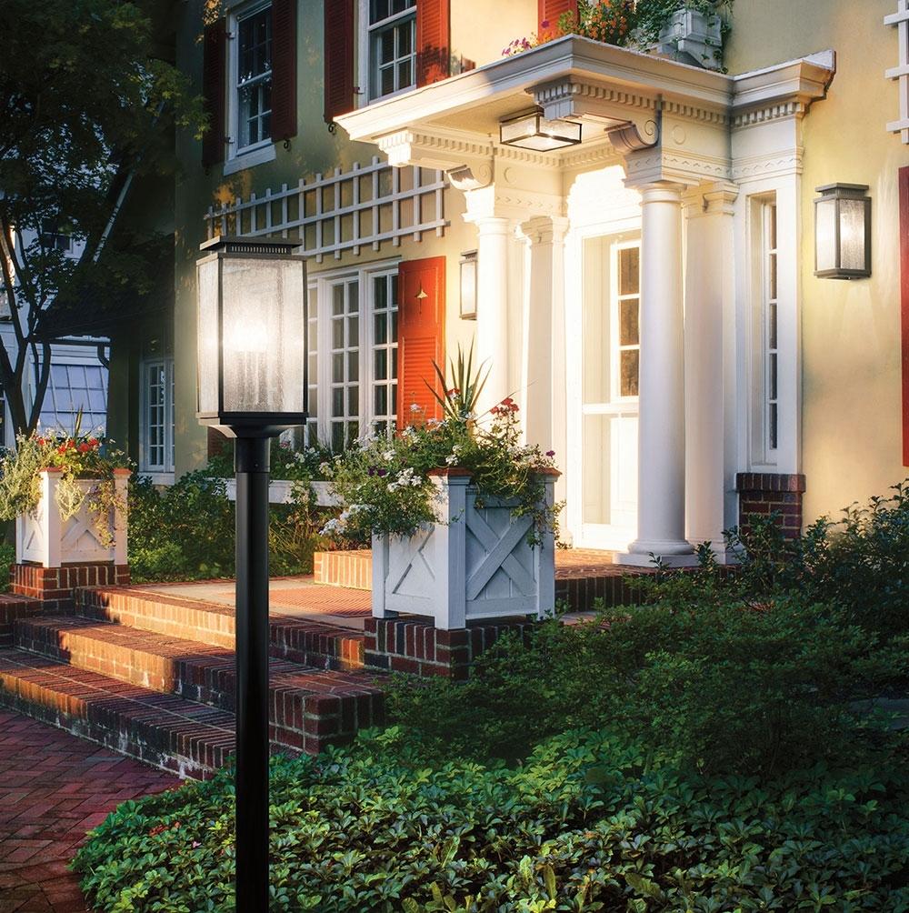Manningham™ Collection | Kichler Lighting Within Kichler Outdoor Lanterns (View 2 of 20)