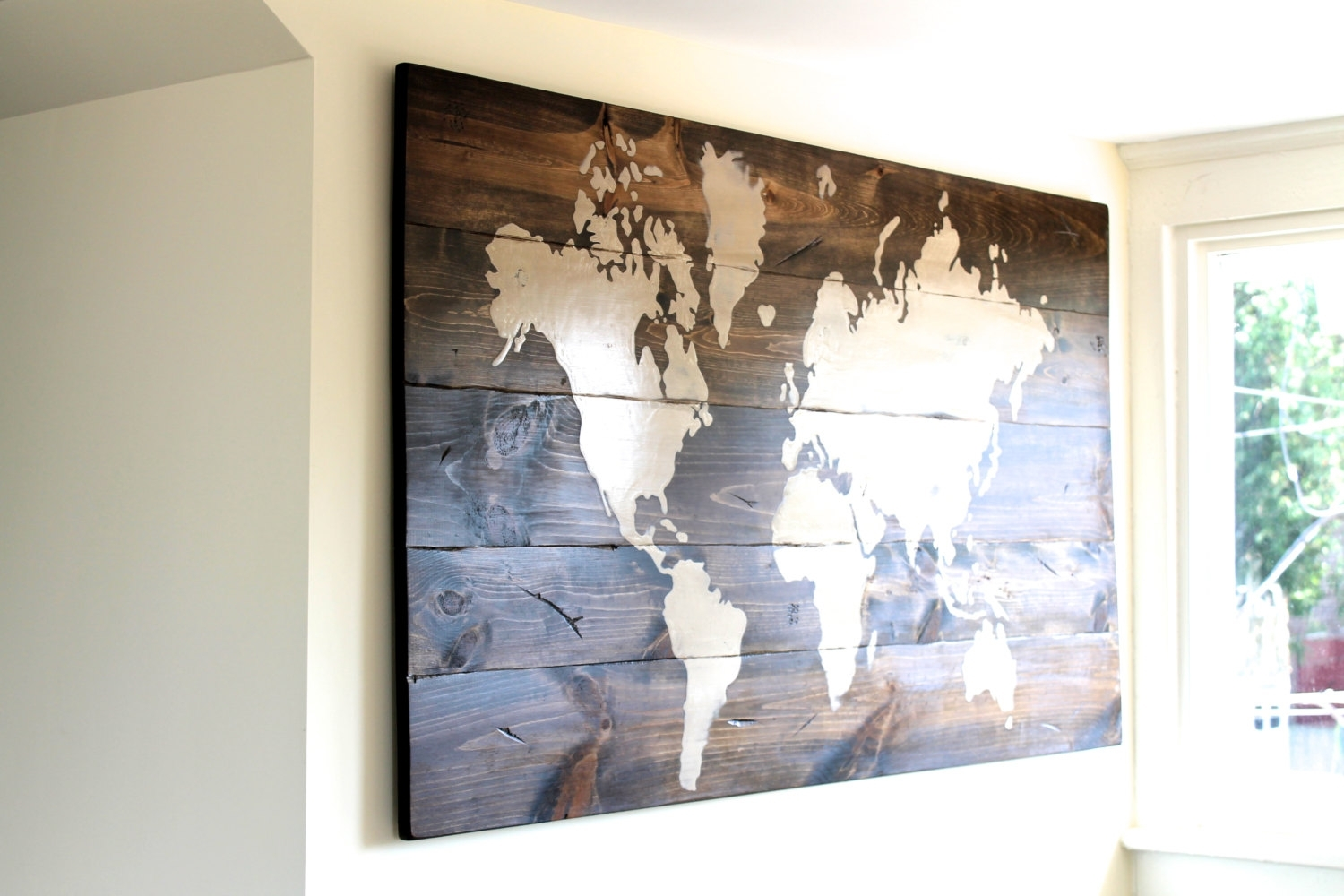 Map Of Decor. Map Wall Art Decor. Www.hiltonmaps Maps And World throughout Map Wall Art (Image 12 of 20)