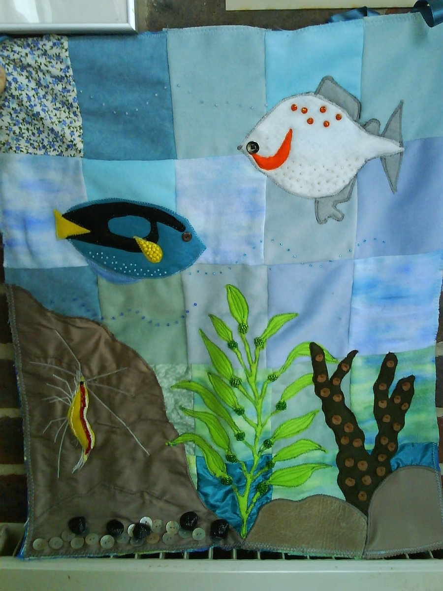 Marine Life Wall Hangingstratesphericsoul On Deviantart pertaining to Sea Life Wall Art (Image 11 of 20)