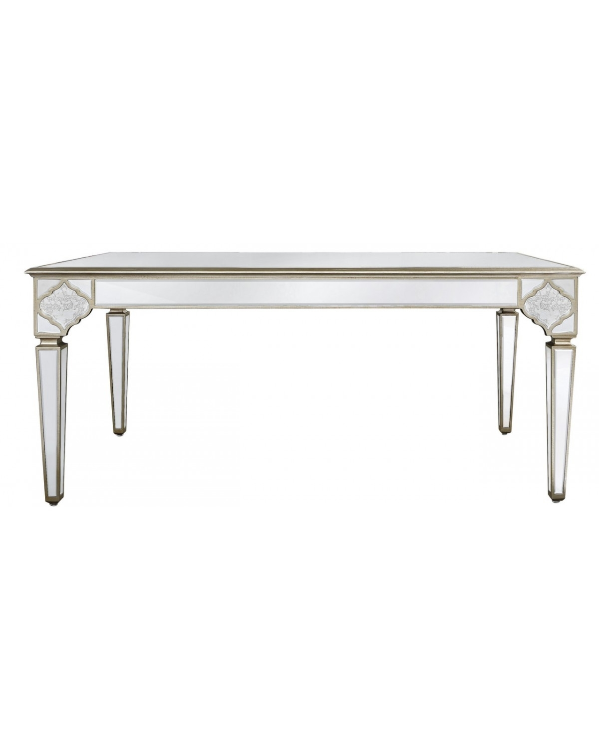 Marrakech Mirror Dining Table | Cimc Home for Marrakesh Side Tables (Image 8 of 30)