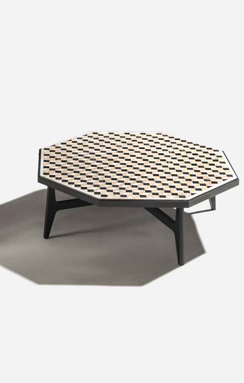 Marrakesh Tile, Porada | Coffee / Side Tables | Pinterest | Marrakesh intended for Marrakesh Side Tables (Image 21 of 30)