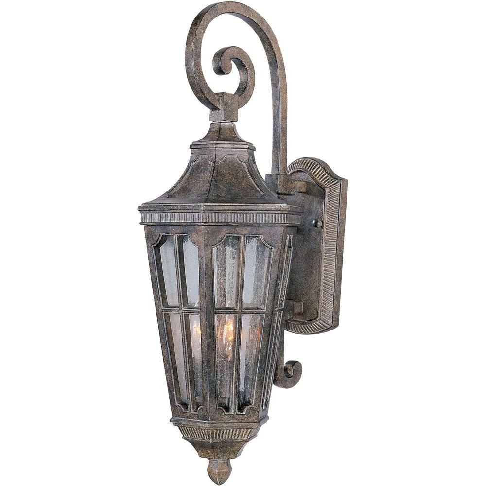 Maxim Lighting Beacon Hill Vx Outdoor Wall Mount 40153cdse – The With Resin Outdoor Lanterns (View 19 of 20)