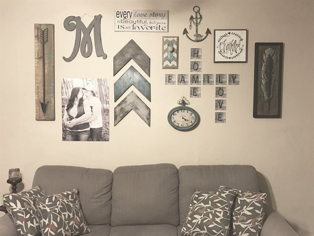 Metal Scrabble Wall Art | Home & Space | Pinterest | Scrabble Wall For Family Wall Art (View 3 of 20)