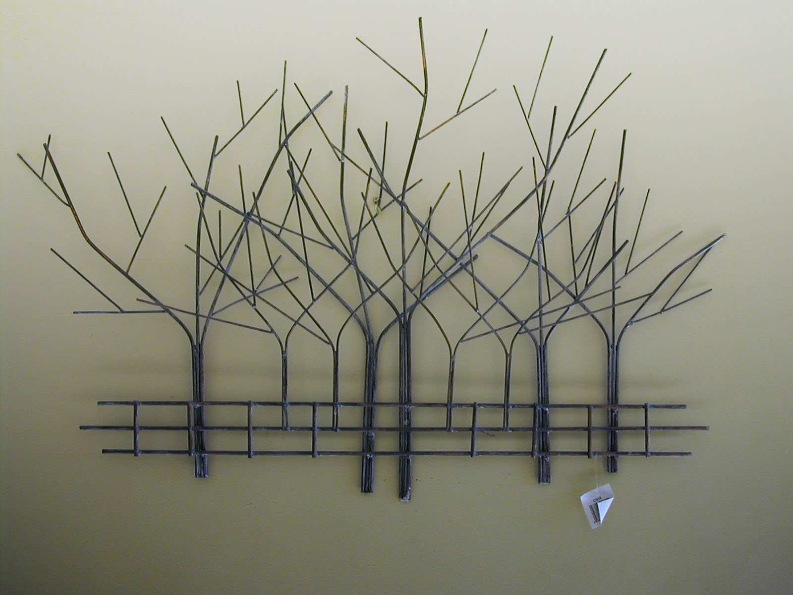 Metal Tree Wall Art New Art Sculptures For Home Metal Tree Wall Art with regard to Metal Tree Wall Art (Image 11 of 21)