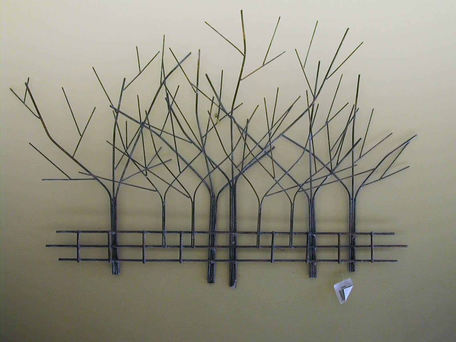 Metal Tree Wall Art New Art Sculptures For Home Metal Tree Wall Art with regard to Metal Tree Wall Art (Image 11 of 21)