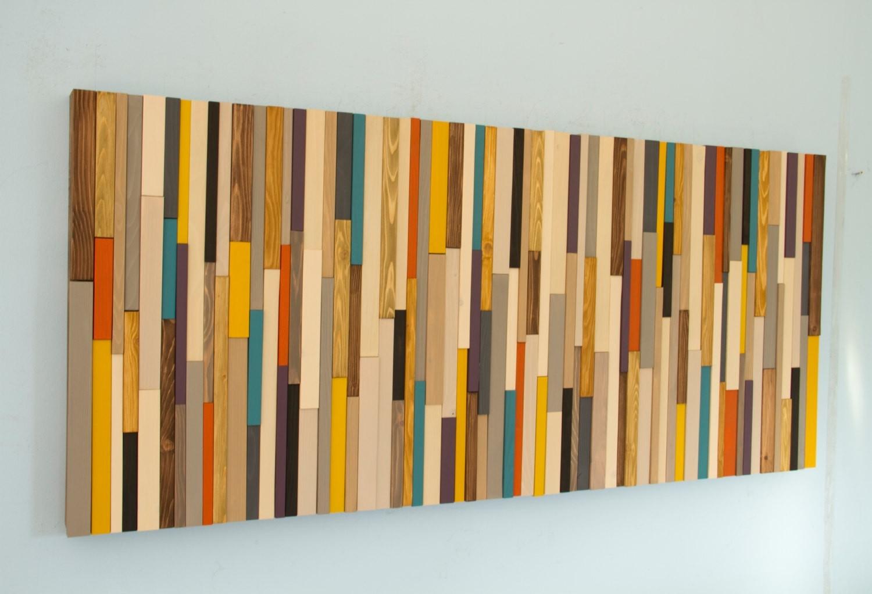 Mid Century Modern Wall Decor Fresh Mid Century Wall Art Reclaimed within Mid Century Modern Wall Art (Image 14 of 20)