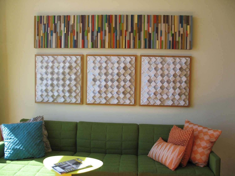 Mid Century Wall Decor Fresh Mid Century Wall Art Reclaimed Wood Art For Mid Century Wall Art (View 17 of 20)