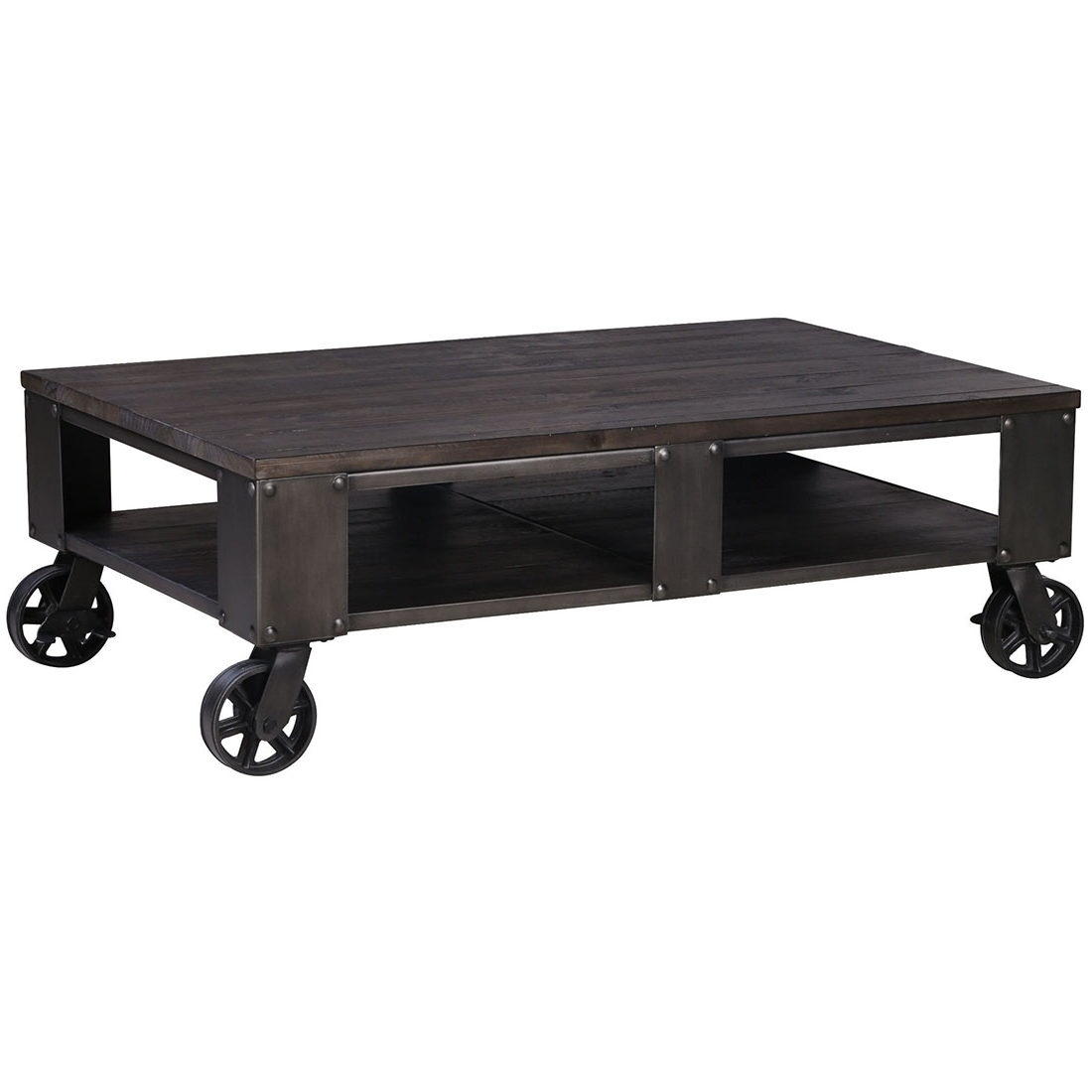 Mill Coffee Table - Intaglia Home & Garden within Mill Coffee Tables (Image 17 of 30)
