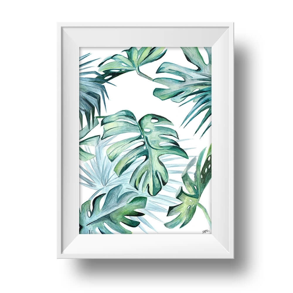 Mini Presents Onlineshop | Tropical Wall Art For Your Home In 30 X Throughout Tropical Wall Art (View 18 of 20)