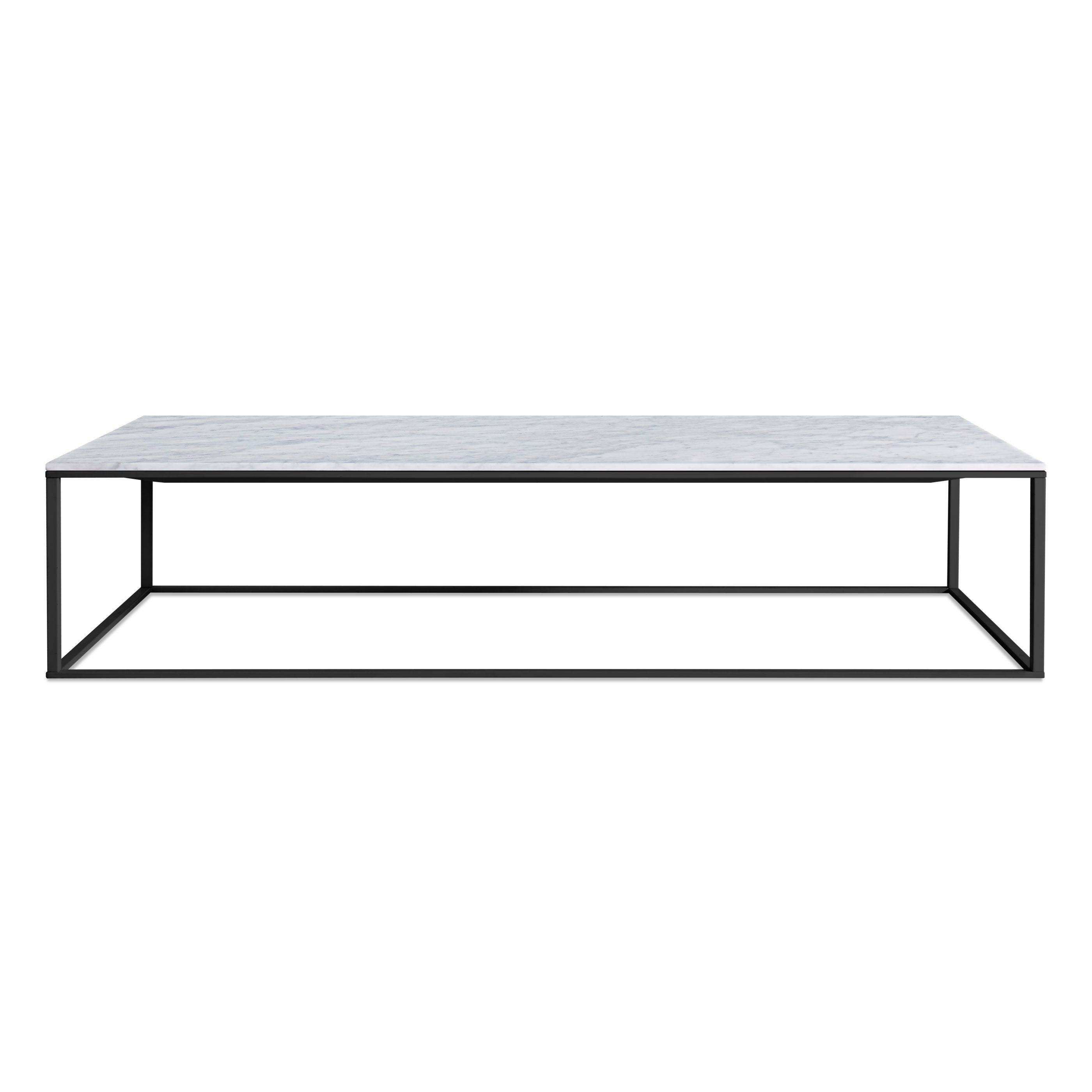 Minimalista Large Coffee Table | Furniture Ideas | Pinterest | Large intended for Large Slab Marble Coffee Tables With Antiqued Silver Base (Image 22 of 30)