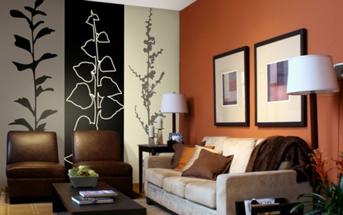 Modern Contemporary Wall Decals Art Decor — All Contemporary Design regarding Contemporary Wall Art Decors (Image 10 of 20)