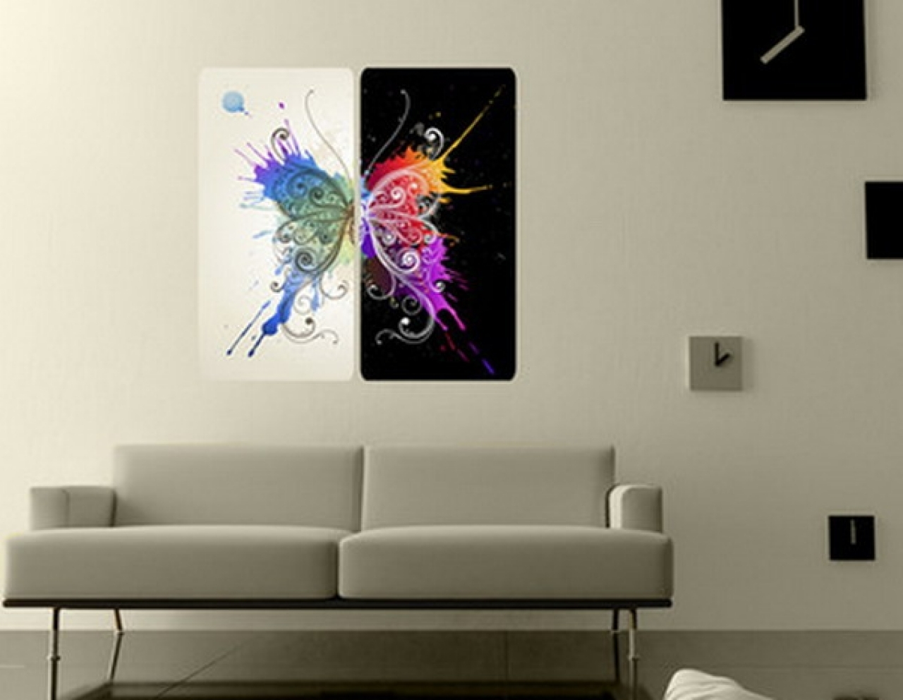 Modern Contemporary Wall Sculptures Art — All Contemporary Design intended for Modern Wall Art Decors (Image 11 of 20)