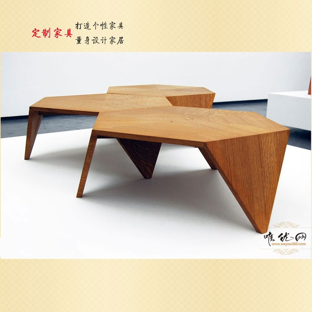 Modern Creative Japanese Designer Furniture, Coffee Table Minimalist regarding Minimalist Coffee Tables (Image 25 of 30)
