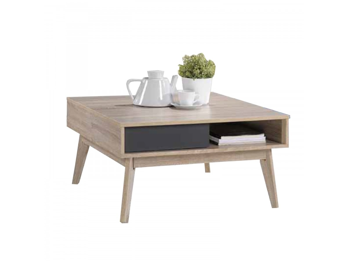 Modern & Minimalist Coffee Table in Minimalist Coffee Tables (Image 24 of 30)