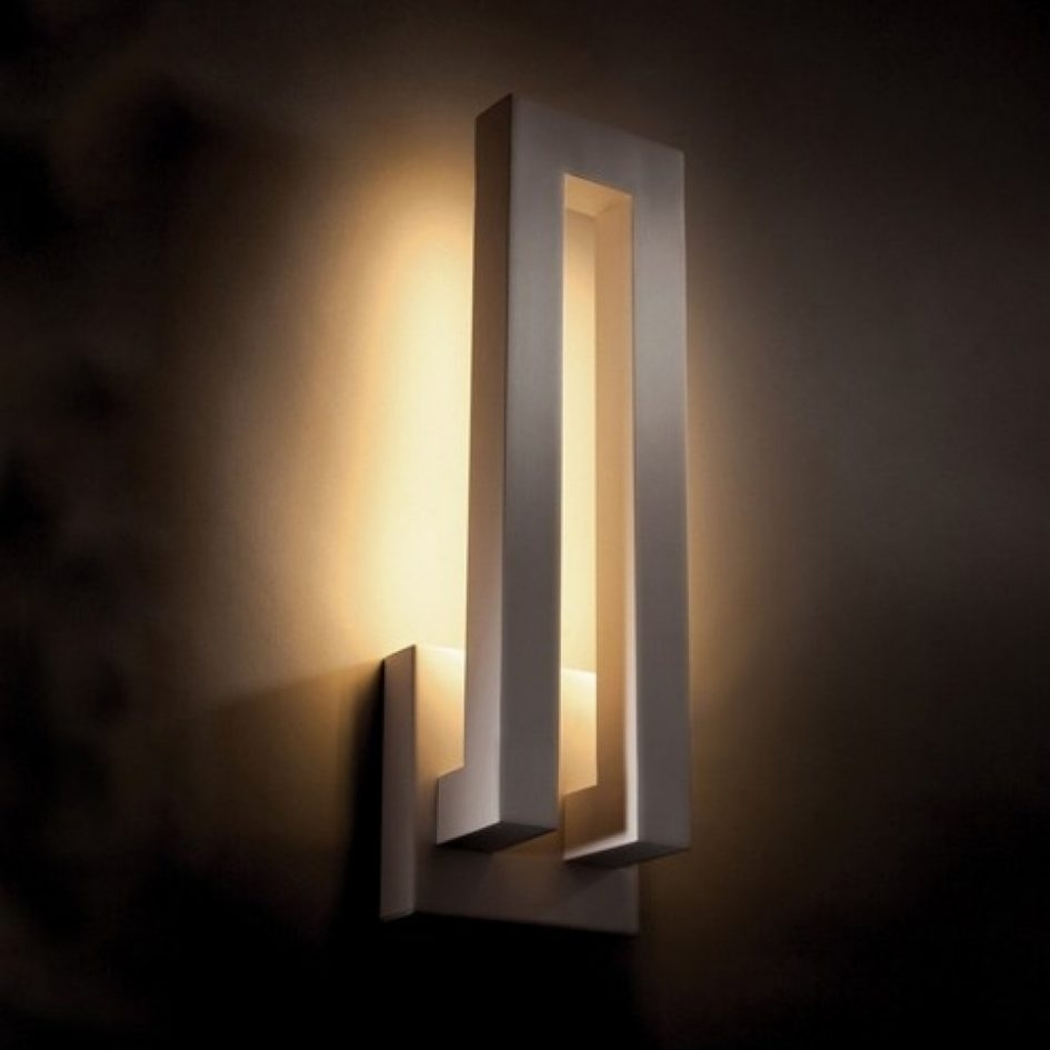 Modern Outdoor Sconce Led Lights Decorations Wall Lighting Sconces for Modern Outdoor Lanterns (Image 13 of 20)