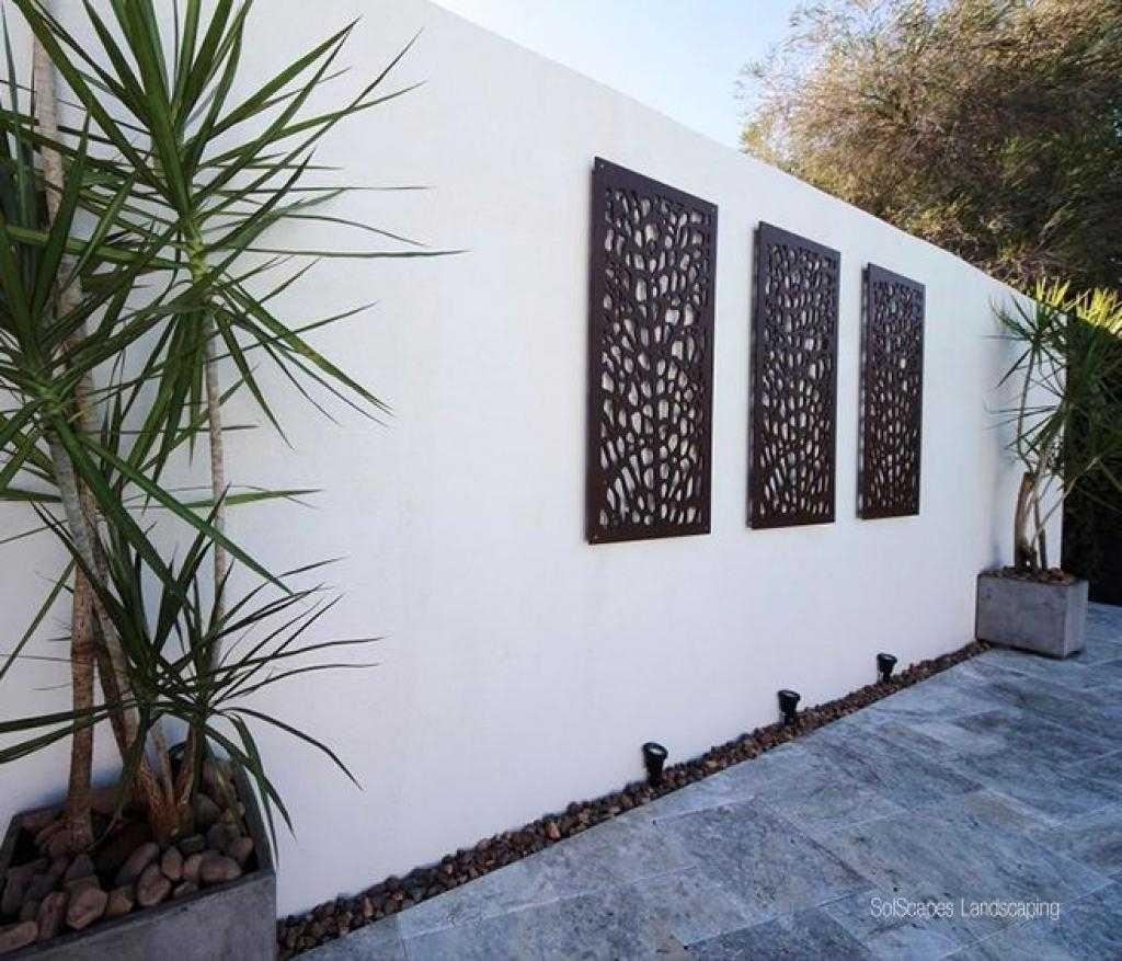 Modern Outdoor Wall Art Cool Outdoor Wall Art Ideas - Wall throughout Outdoor Wall Art (Image 9 of 20)