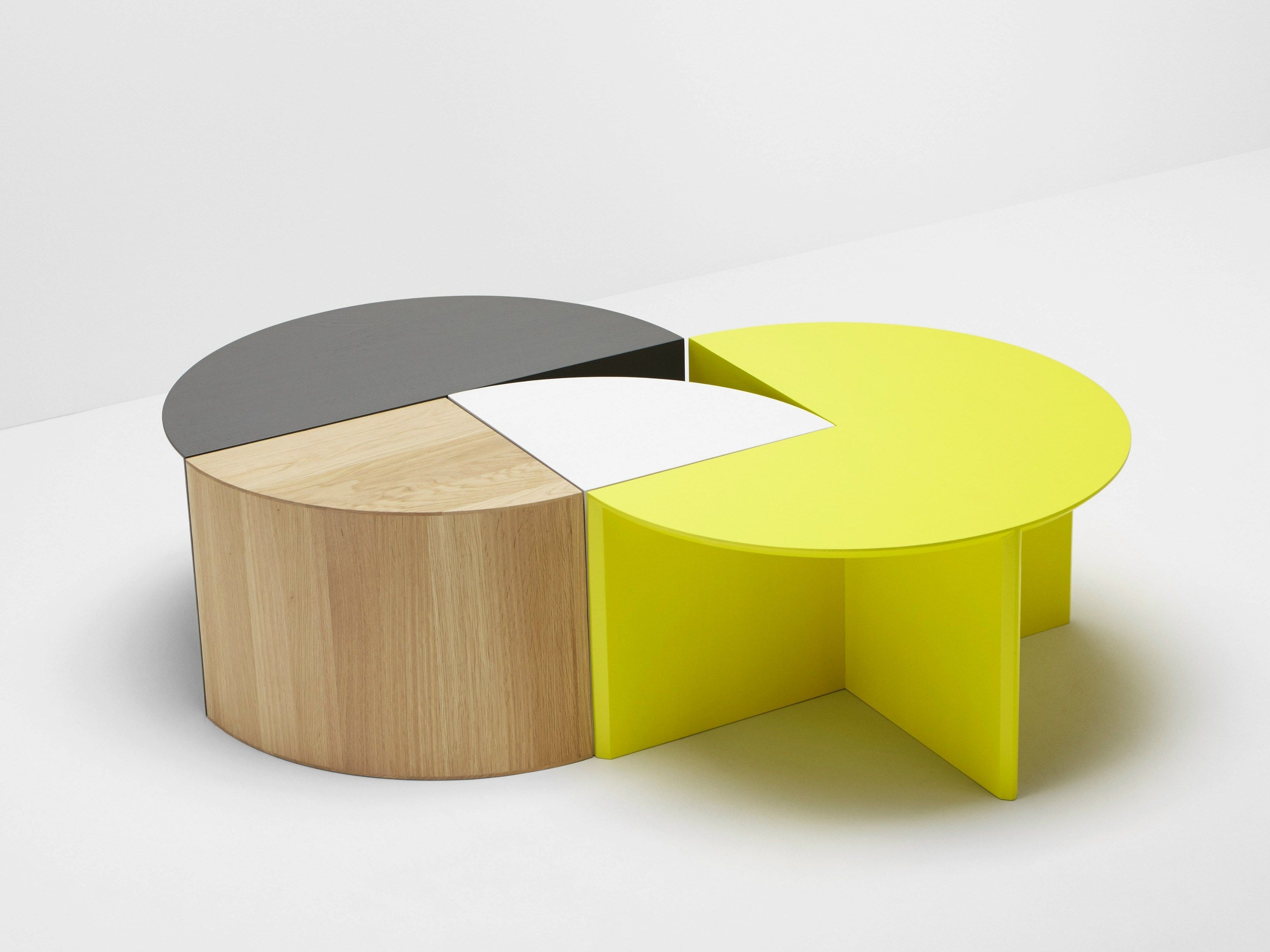 Modular Coffee Table Pie Chart Systemh Furniture | Coffee, Side pertaining to Modular Coffee Tables (Image 13 of 30)